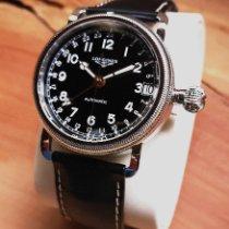Longines Avigation neu Automatik Uhr mit Original-Box und Original-Papieren L2.778.4.53.2