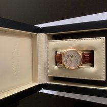 A. Lange & Söhne Grand Lange 1 Rose gold 42mm Silver Roman numerals
