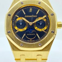 Audemars Piguet Royal Oak Day-Date Yellow gold White