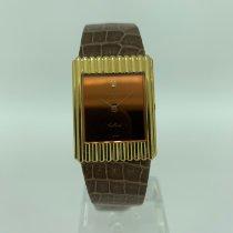 Rolex Cellini Geelgoud 25mm Oranje Geen cijfers Nederland, Velp