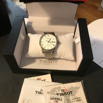 Tissot Le Locle pre-owned 39.3mm Silver Date Steel