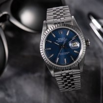Rolex Datejust ROLEX DATEJUST 16220 BLUE DIAL 1991 nuovo