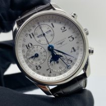 Longines Master Collection L2.673.4.78.3 pre-owned