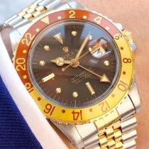 Rolex GMT-Master Gold/Stahl 40mm