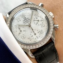 Omega Speedmaster Ladies Chronograph Çelik 39mm