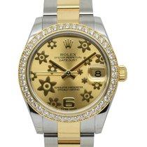 Rolex 178383 Or/Acier 2016 Lady-Datejust 31mm occasion