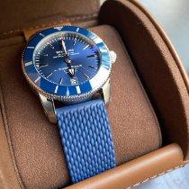 Breitling Superocean Héritage II 42 Acero 42mm Azul Sin cifras
