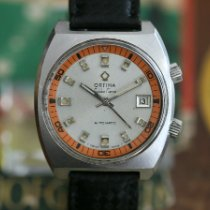 Orfina Steel 37mm Automatic 484 pre-owned