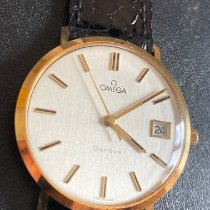 Omega Genève new 1978 Manual winding Watch with original box