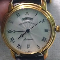 Maurice Lacroix Pontos Day Date 09329 Very good Gold/Steel 38mm Automatic India, delhi