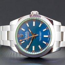 Rolex Milgauss Stahl 40mm Blau Keine Ziffern Deutschland, München