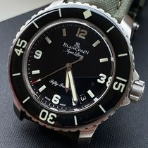 Blancpain Fifty Fathoms 5015c-1130-52b Very good Steel 45mm Automatic Thailand, Bangkok