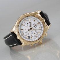 Breitling Chronomat K30012 Meget god Gult guld 37mm Automatisk
