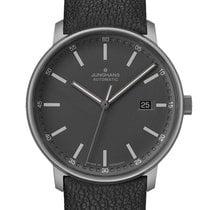 Junghans FORM A новые Автоподзавод Часы с оригинальными документами и коробкой 027/2001.00