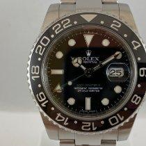 Rolex GMT-Master II 116710LN 2008 occasion