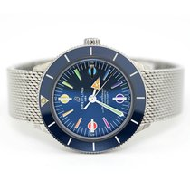 Breitling Superocean Heritage Steel 42mm Blue United States of America, Florida, Aventura