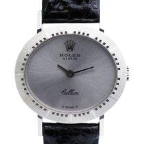 Rolex (ロレックス) Cellini ホワイトゴールド 22mm グレー 日本, Osaka