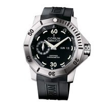 Corum Admiral's Cup Seafender Deep Hull new Automatic Watch with original box and original papers 947.950.04/0371 AN12