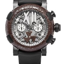 Romain Jerome Titanic-DNA RJ.T.CH.SP.002.01 New Steel 50mm Automatic