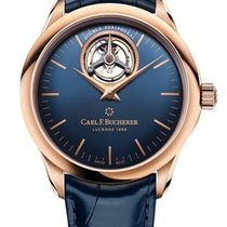 Carl F. Bucherer Manero 00.10920.03.53.99 New Rose gold 43.1mm Automatic