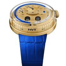 HYT (エイチ・ワイ・ティ) H0 ピンクゴールド 48.8mm