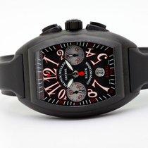 Franck Muller 8005 K CC NR Ocel 2012 Conquistador 41mm použité