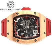 Richard Mille RM 010 RM 010 Very good Rose gold 40mm Automatic