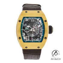 Richard Mille RM 010 RM010 Very good Rose gold 48mm Automatic