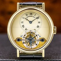 Breguet Yellow gold 36mm Manual winding 33523 pre-owned United States of America, Massachusetts, Boston