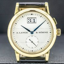 A. Lange & Söhne Yellow gold 34mm Manual winding 35119 pre-owned United States of America, Massachusetts, Boston