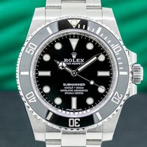 Rolex Submariner (No Date) Steel 40mm United States of America, Massachusetts, Boston