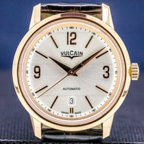 Vulcain 50s Presidents Oro rosa 42mm