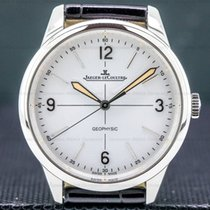 Jaeger-LeCoultre Geophysic 1958 Stahl Weiß