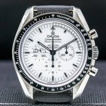 Omega Speedmaster Professional Moonwatch White United States of America, Massachusetts, Boston