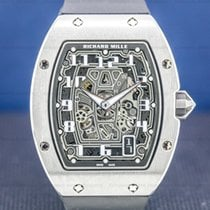 Richard Mille Titanium 38mm Automatic RM67 pre-owned