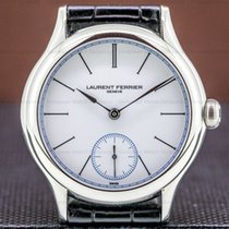 Laurent Ferrier pre-owned Automatic 40mm Sapphire crystal 3 ATM