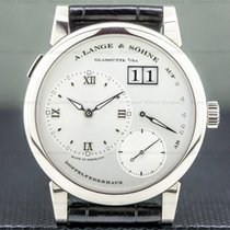 A. Lange & Söhne Lange 1 White gold Roman numerals United States of America, Massachusetts, Boston