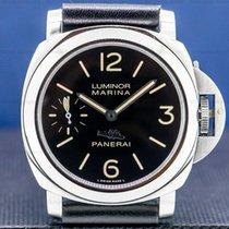 Panerai Luminor 1950 3 Days GMT Automatic Steel 44mm Black United States of America, Massachusetts, Boston
