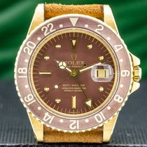Rolex GMT-Master Yellow gold 40mm United States of America, Massachusetts, Boston