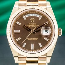 Rolex Day-Date 40 pre-owned 40mm Date