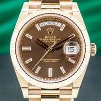 Rolex Day-Date 40 Rose gold 40mm Roman numerals United States of America, Massachusetts, Boston