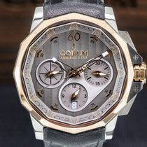Corum Admiral's Cup Challenger Rose gold 44mm Grey United States of America, Massachusetts, Boston
