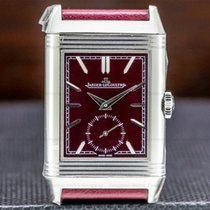 Jaeger-LeCoultre new Manual winding Small seconds Steel Sapphire crystal