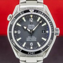 Omega Seamaster Planet Ocean Steel 42mm Black United States of America, Massachusetts, Boston