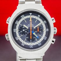 Omega Flightmaster Acero 43mm