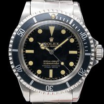 Rolex Submariner (No Date) Staal