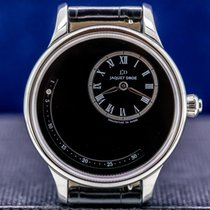 Jaquet-Droz Steel 39mm Automatic 34994 pre-owned United States of America, Massachusetts, Boston
