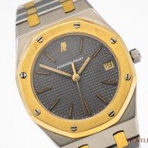 Audemars Piguet Gold/Steel 35mm Quartz Royal Oak pre-owned