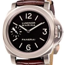 Panerai Luminor Marina Titanium 44mm Bronze Arabic numerals United States of America, New York, New York