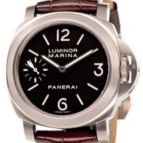 Panerai Luminor Marina Титан 44mm Бронзовый Aрабские
